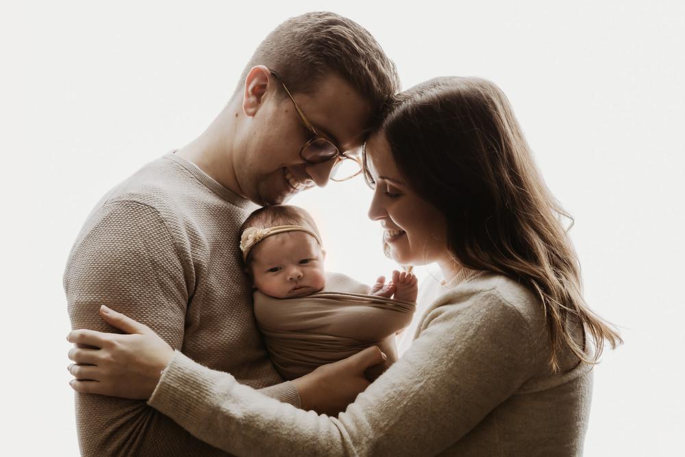 Newbornfotografie, Babyfotoshoot, Newbornfotoshoot