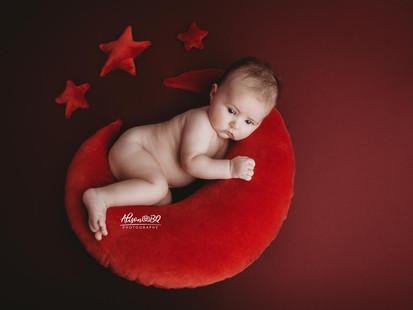 Baby fotoshoot, newborn, Maldegem
