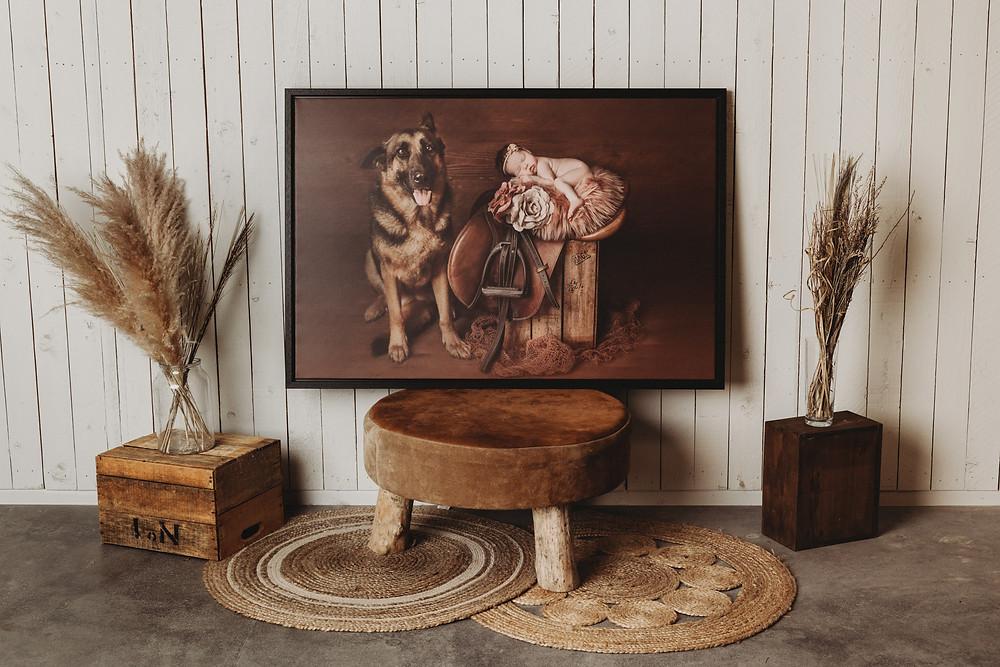 Canvas, Wanddecoratie, Fotoproducten