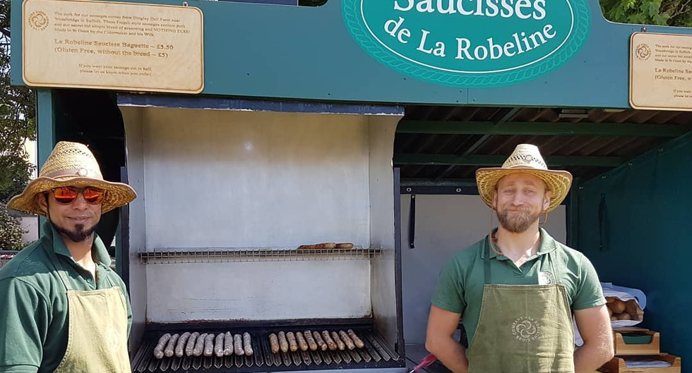 Real Jersey Sausages