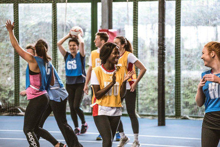 Events - Jersey Mixed Netball Charity Tournament
