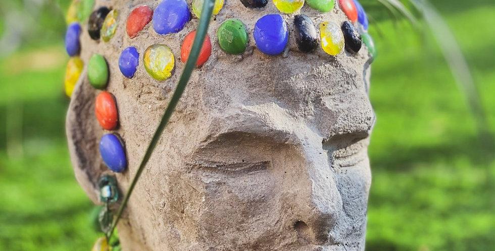 Jersey Pot Head - Rainbow Gems