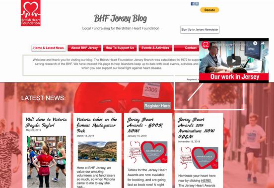 Website & Blog Management