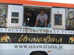 Unawatuna Van 2