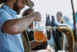 La Robeline Jersey Cider served from our Cider Shack or Boat