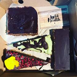 Wild HEalth cakes