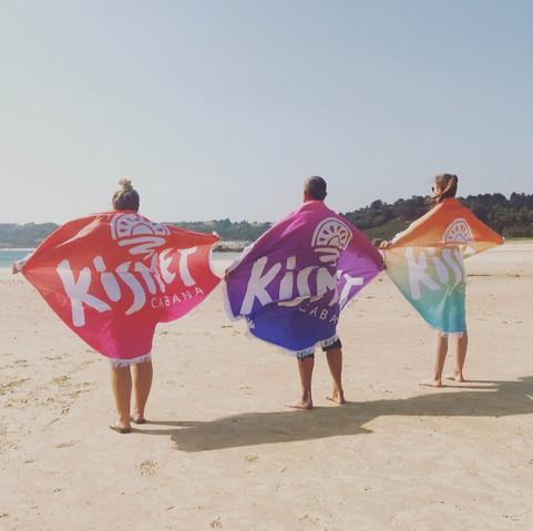 Kismet Beach Towels