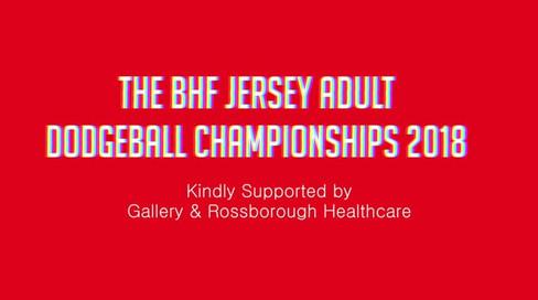 Event - Dodgeball Tournament Fundraiser