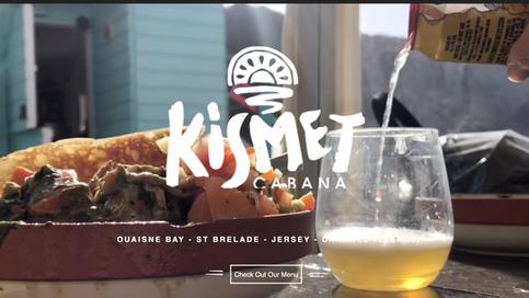 Website - Kismet Cabana