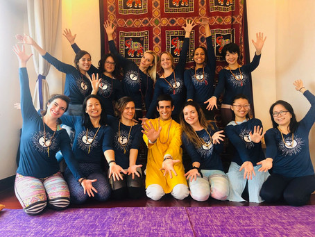 200RYT @ TAOZI TREE YOGA TEACHER TRAINING