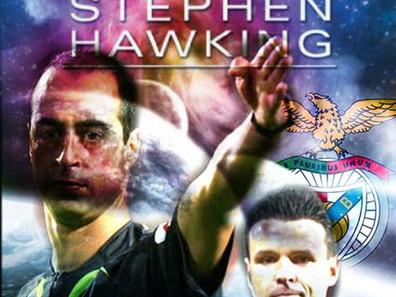 Vai-te f@der, Stephen Hawking
