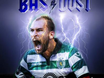 Bas Dost, o ThunderStriker