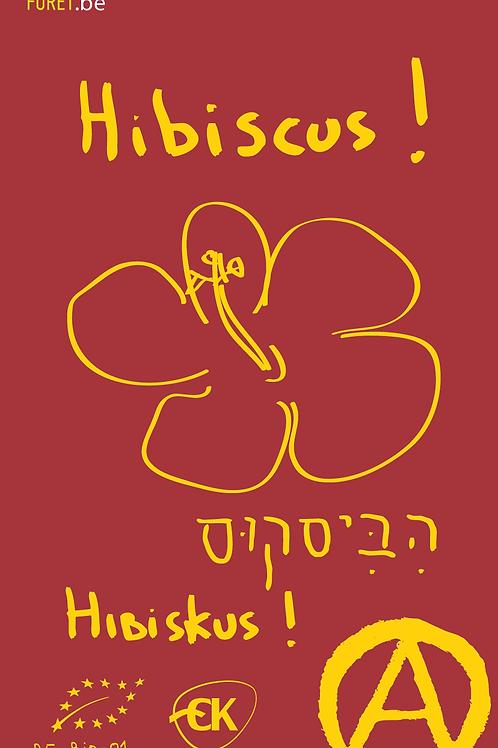fleurs d'hibiscus 50g