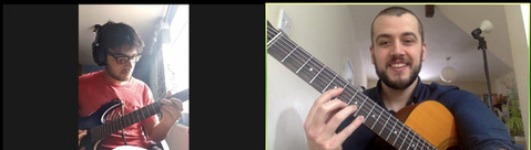 Online Guitar Lessons - Tremolo Guitar School