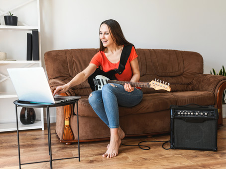 Thoughts On Online Guitar Tutoring