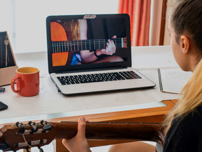 How To Set Up Zoom For Online Guitar Lessons