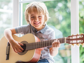 What to Consider When Choosing Your Child's First Guitar