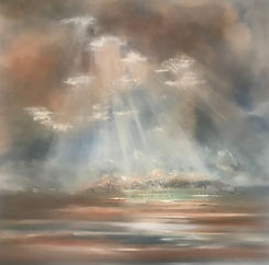 Light Through the Storm by M Meyer