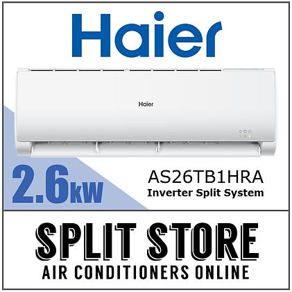 Haier 2.6kW Split System (T Series)