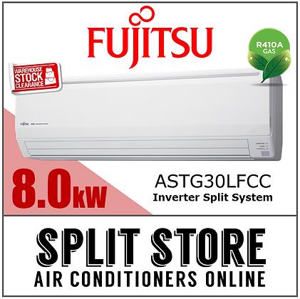 Fujitsu - 8.0kW Split System (Classic Range)