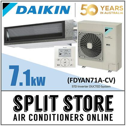 DAIKIN | Ducted 7.1kW - FDYAN71A-CV