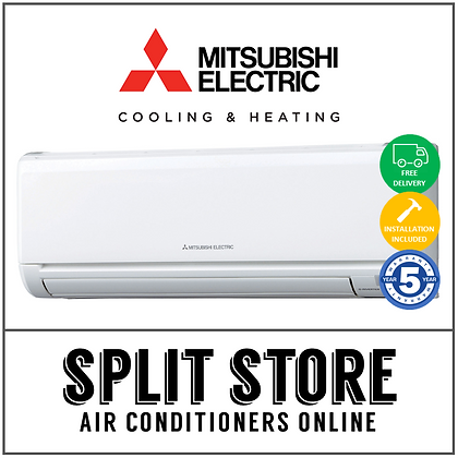 5.0kW - (MSZ-GE50KITD) Split System Inverter Air Conditioner - INSTALLED