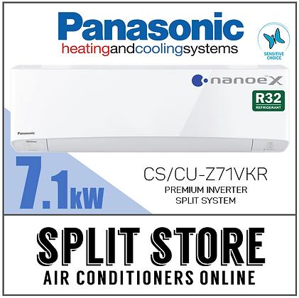 Panasonic | 7.1kW CS/CU-Z71VKR (Deluxe)