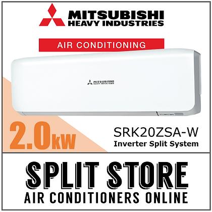 Mitsubishi AVANTI - 2.0kW SRK20ZSA-W