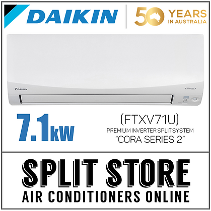 DAIKIN | Cora S2 7.1kW - FTXV71U