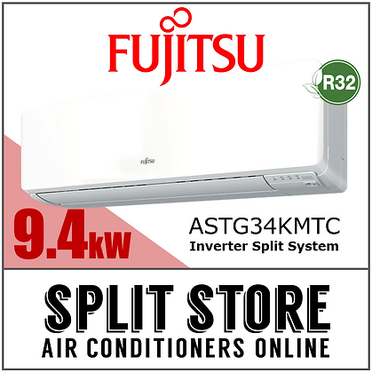 Fujitsu - 9.4kW - ASTG34KMTC
