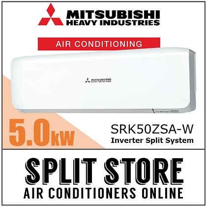Mitsubishi AVANTI - 5.0kW SRK50ZSA-W