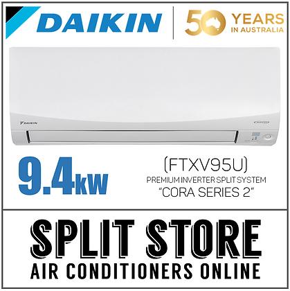 DAIKIN | Cora S2 9.4kW - FTXV95U