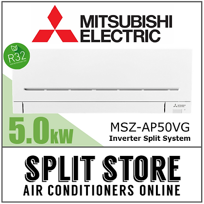 Mitsubishi Electric - 5.0kW Split System