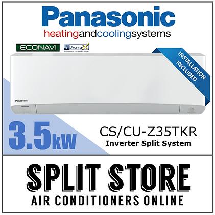 Panasonic 3.5kW Econavi Split System (INSTALLED)