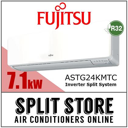 Fujitsu - 7.1kW - ASTG24KMTC