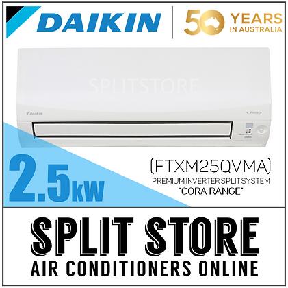 DAIKIN | 2.5kW - FTXM25QVMA (CORA)