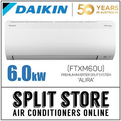 DAIKIN | Alira 6.0kW - FTXM60U