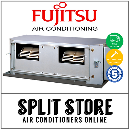 14.0kW - (ARTG54LHTC) Fujitsu Ducted Inverter Air Conditioner - INSTALLED