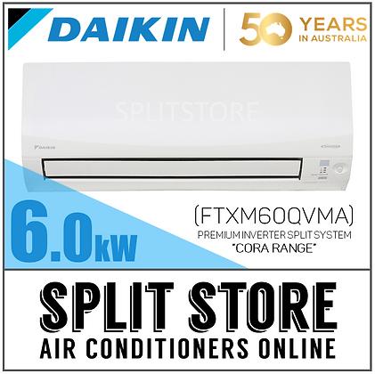 DAIKIN | 6.0kW - FTXM60QVMA (CORA)