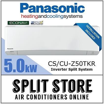 Panasonic 5.0kW Econavi Split System (INSTALLED)