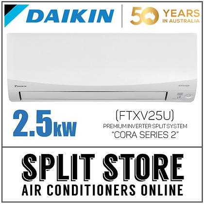 DAIKIN | Cora S2 2.5kW - FTXV25U