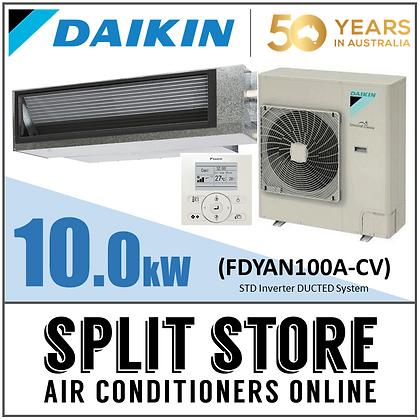 DAIKIN | Ducted 10kW - FDYAN100A-CV