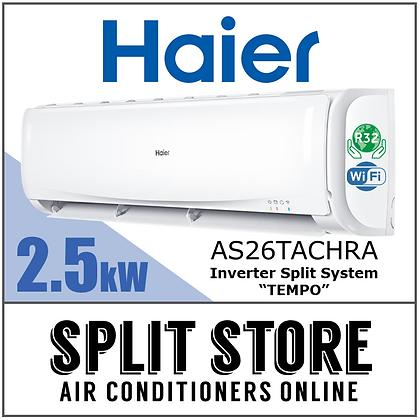Haier 2.5kW Split System (TEMPO)