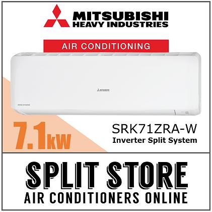 Mitsubishi BRONTE - 7.1kW SRK71ZRA-W