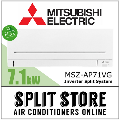 Mitsubishi Electric - 7.1kW MSZAP71VGKIT