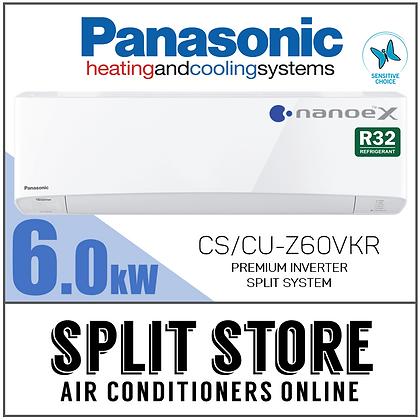 Panasonic | 6.0kW CS/CU-Z60VKR (Deluxe)