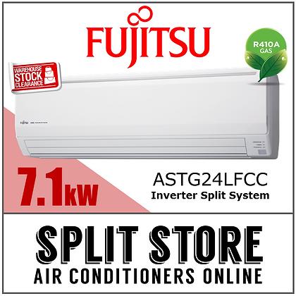 Fujitsu - 7.1kW Split System (Classic Range)