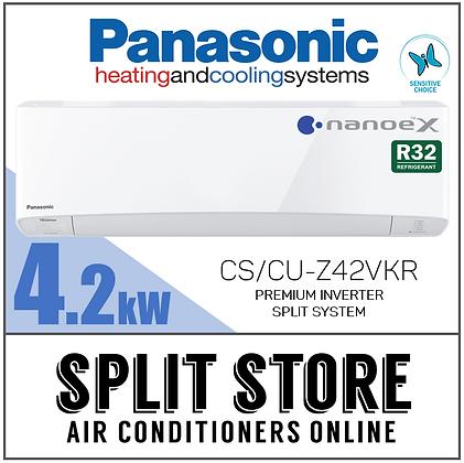 Panasonic | 4.2kW CS/CU-Z42VKR (Deluxe)