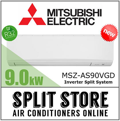 Mitsubishi Electric - 9.0kW MSZ-AS90VGD