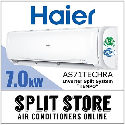 Haier 7.1kW Split System (TEMPO)